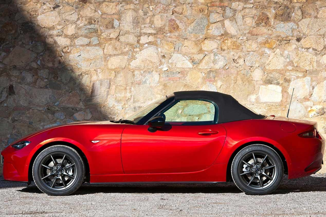 """Renting para particulares en Mazda: toda la gama, en """"Mazda Rent&Drive"""""""
