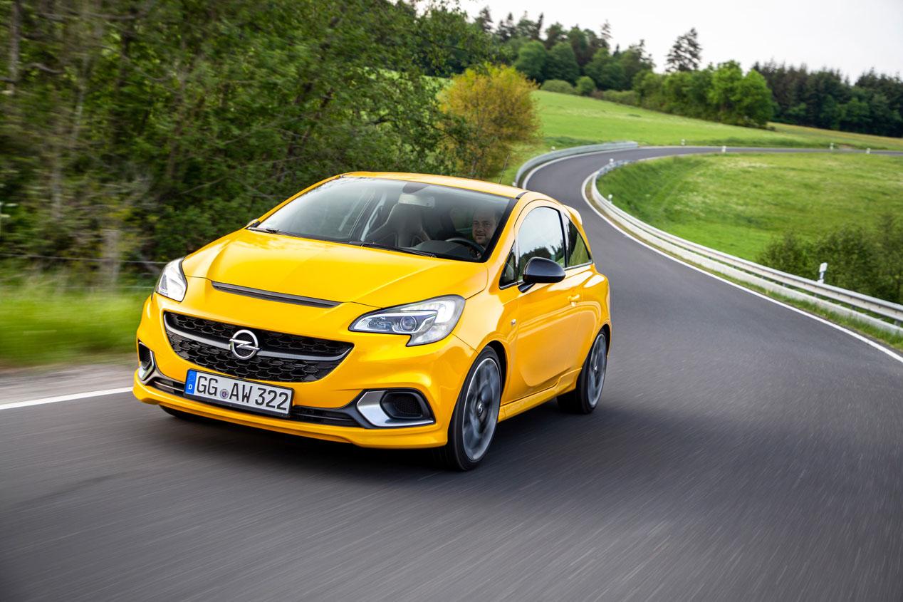 El Opel Corsa GSi 2018, ya a la venta en España