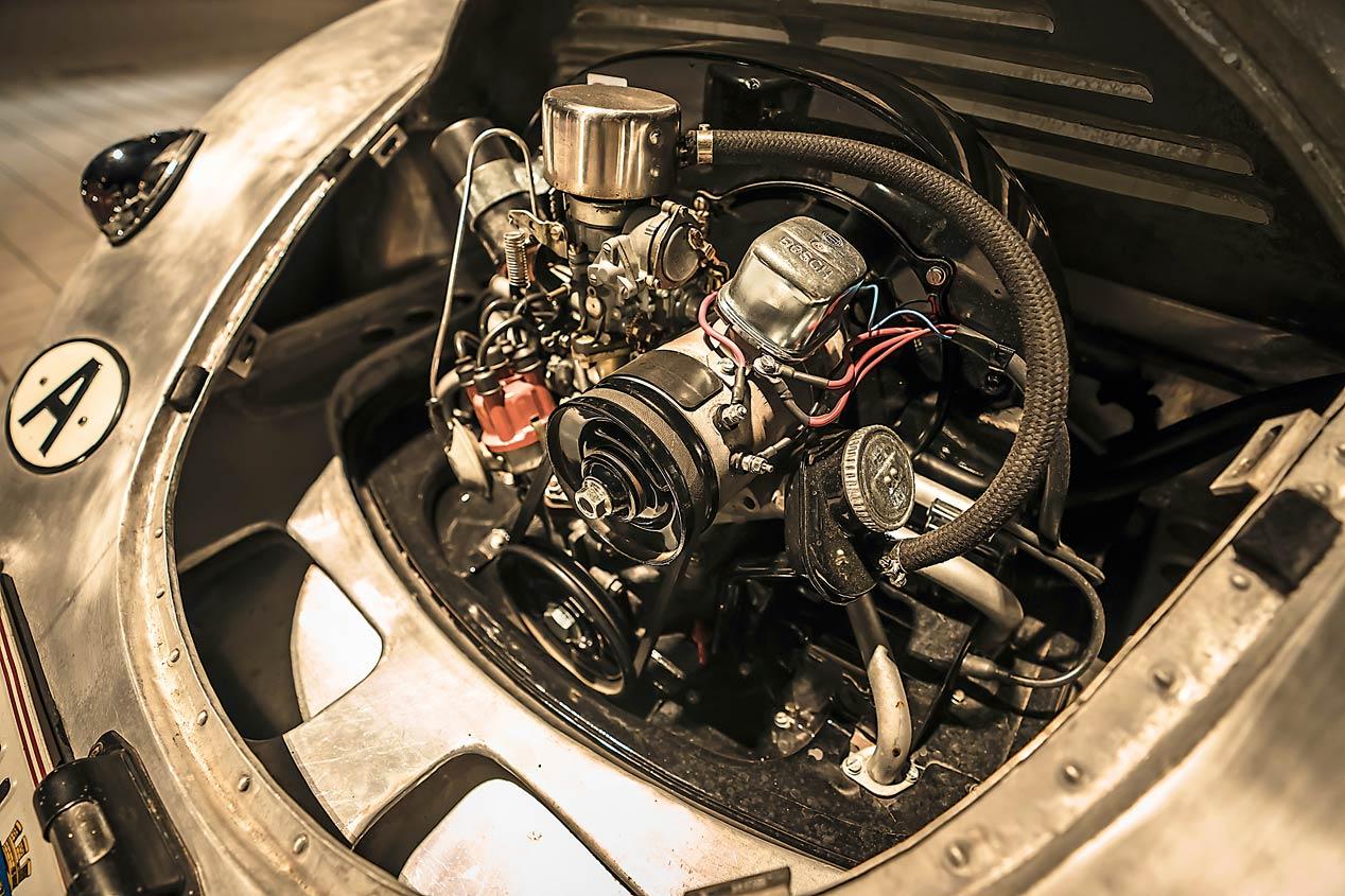 Porsche Typ 64 Replica: bendita rareza
