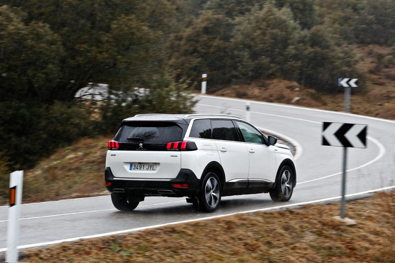 Peugeot 5008 1.5 BlueHDi 130 CV: imágenes de nuestra prueba