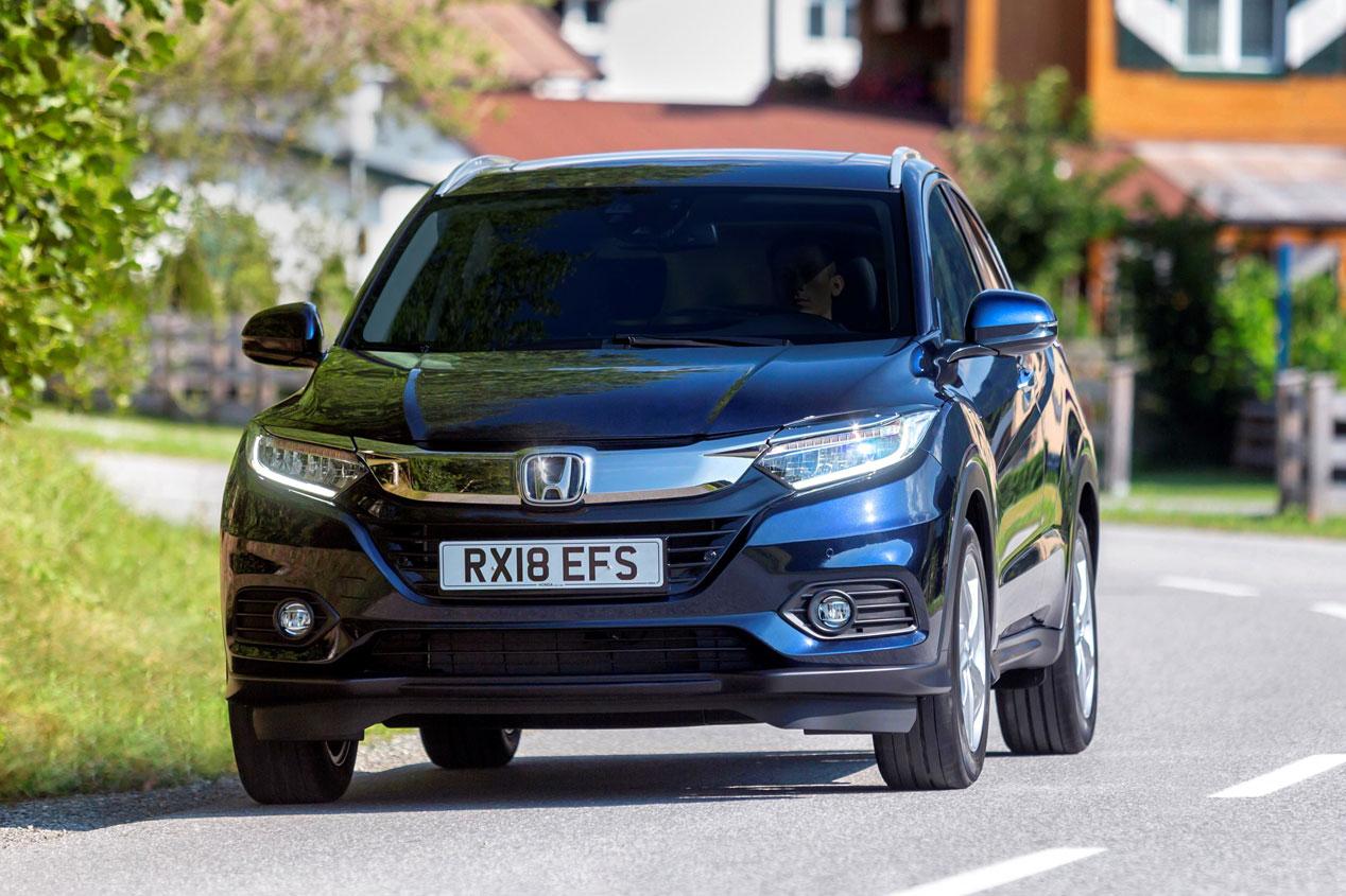 Honda HR-V 2019: primeras imágenes del renovado SUV