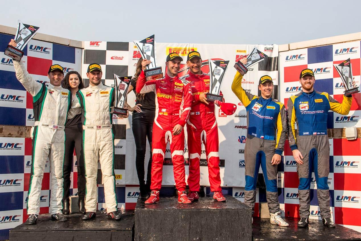 Miguel Molina y Dani Juncadella triunfan este fin de semana
