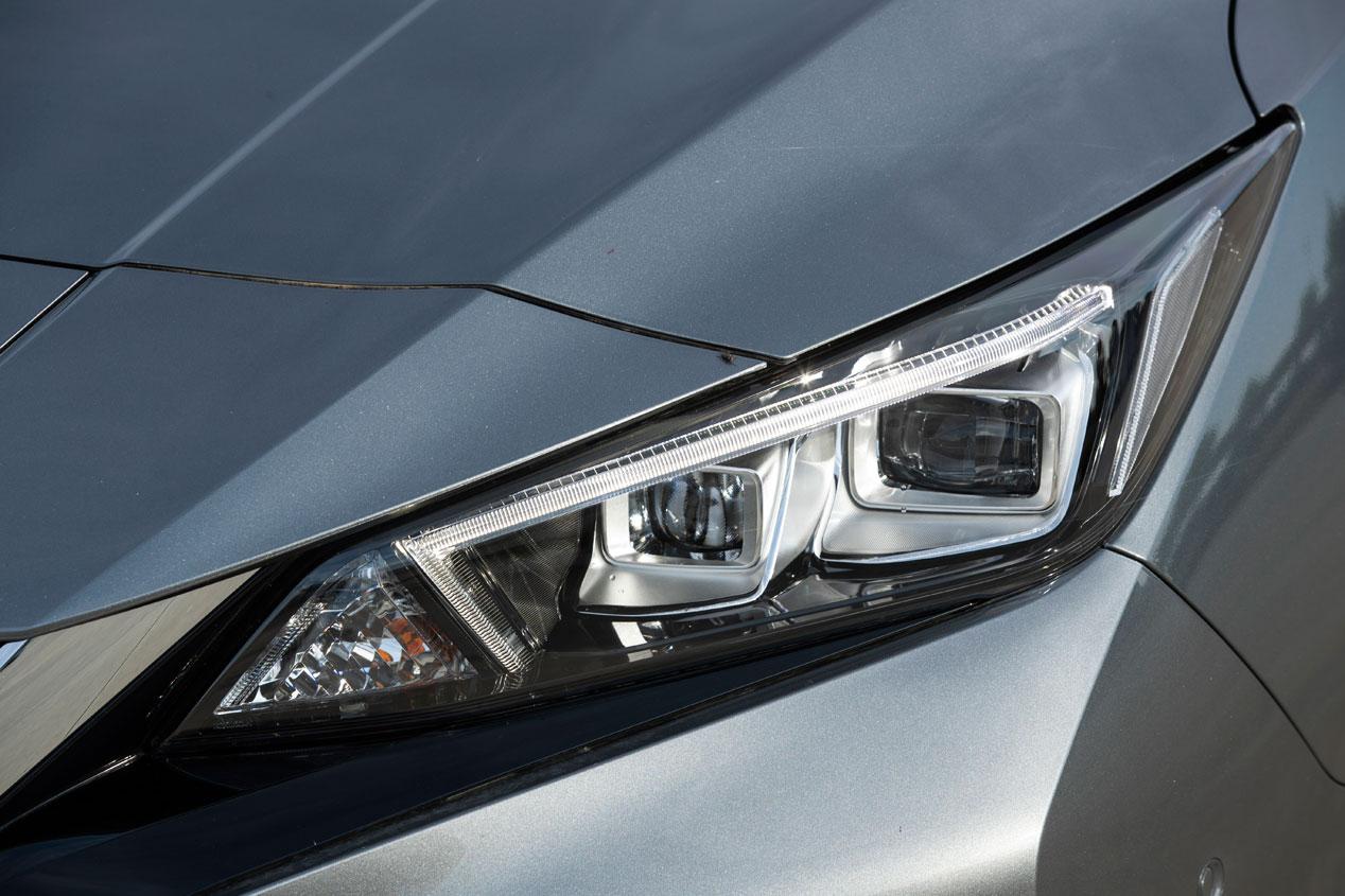 A prueba el Nissan Leaf y el VW e-Golf, dos eléctricos de lo más interesantes