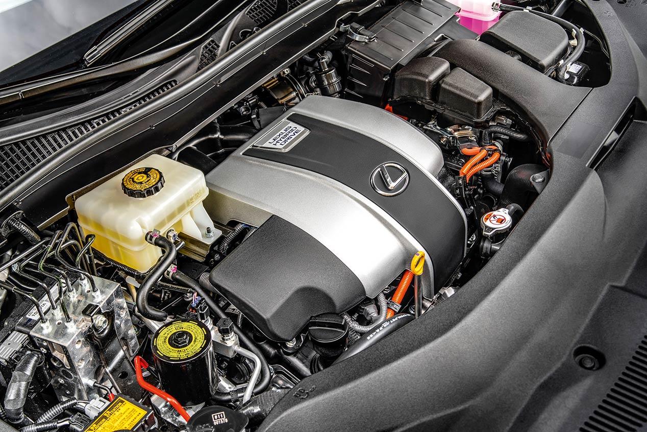Lexus RX 450H L, un SUV de siete plazas y con etiqueta ECO