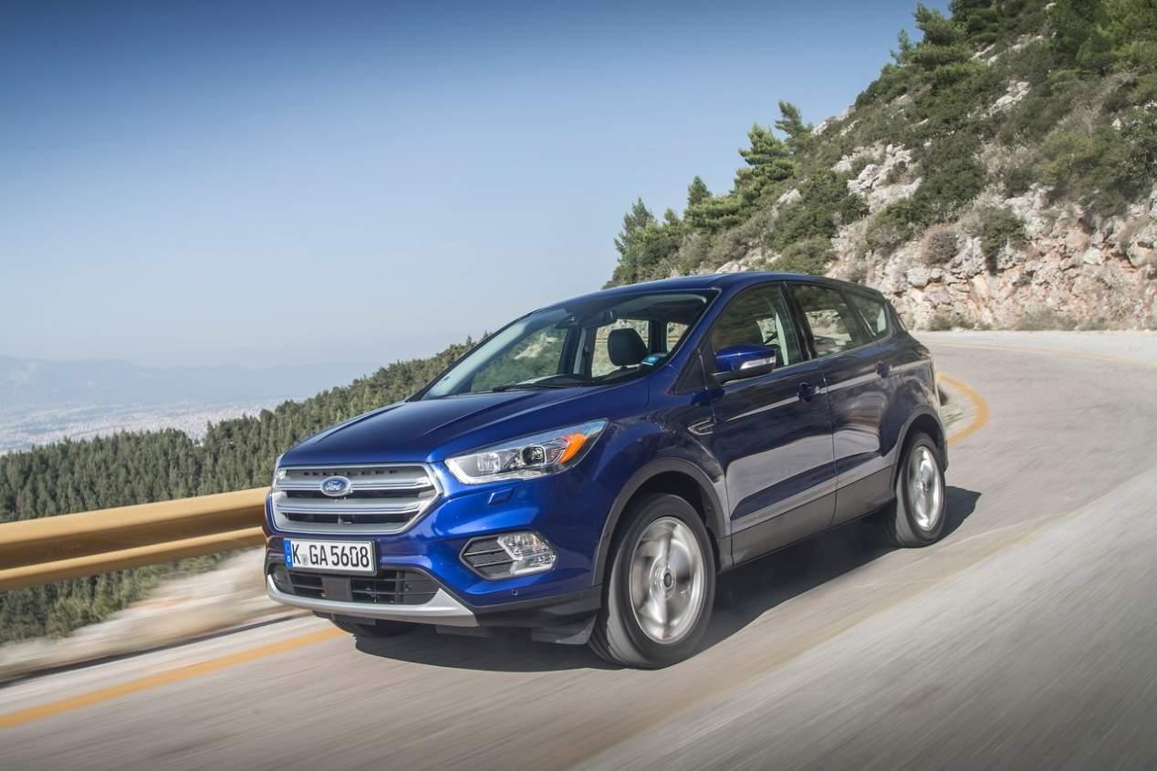 Ford Kuga 2018: así queda su renovada gama