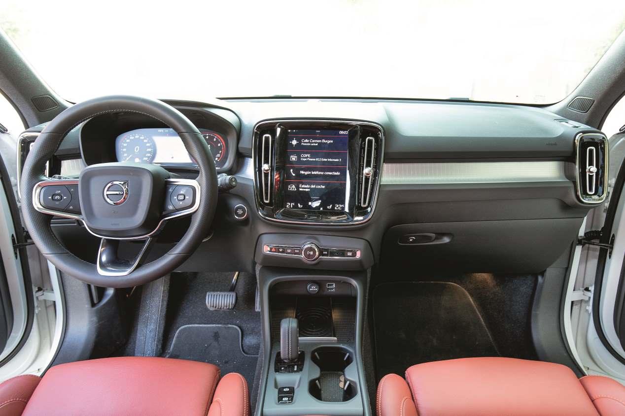 Comparativa: Jaguar E-Pace P250 vs Volvo XC40 T5