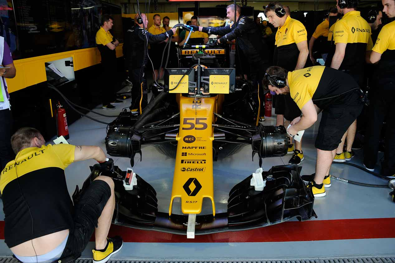 Carlos Sainz Jr.: el presente y el futuro español en la F1
