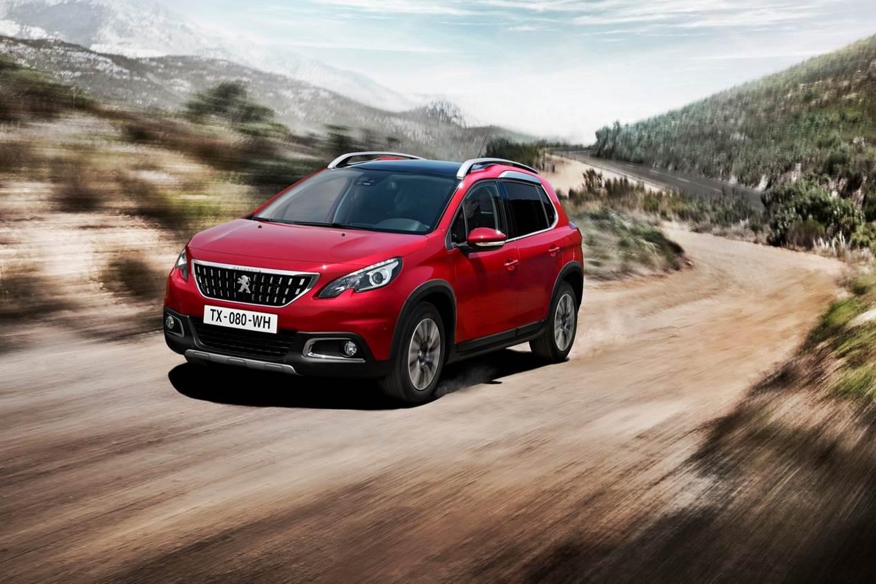 Peugeot 2008 2018: el SUV se renueva
