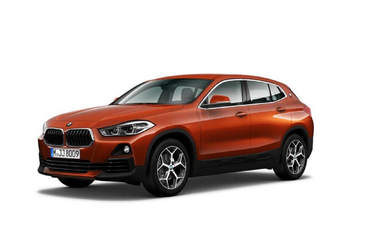 BMW X2 Impulse: ya a la venta en España
