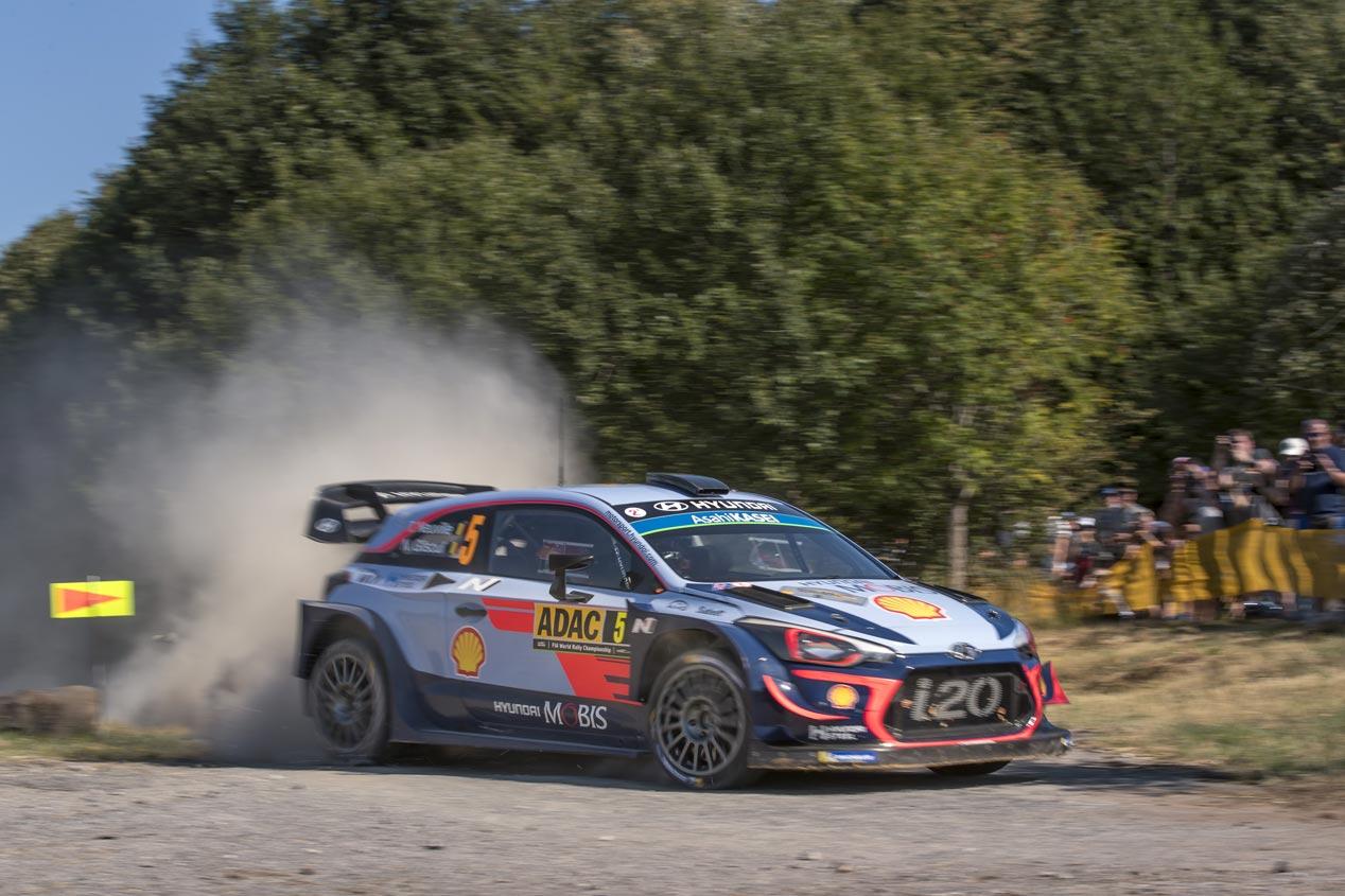 Las mejores fotos del Rally de Alemania 2018