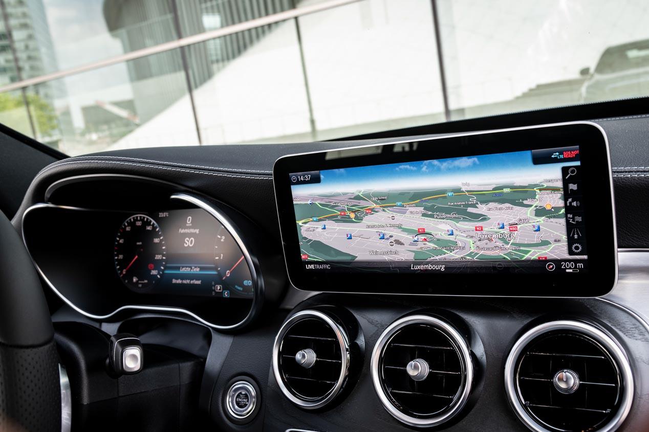 Mercedes GLC 2020: primeras fotos del nuevo SUV