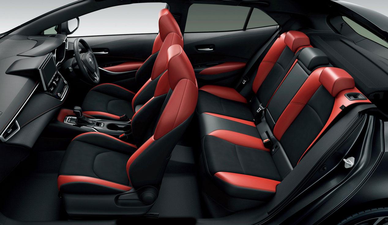 Toyota Auris 2019: nuevas imágenes del nuevo compacto