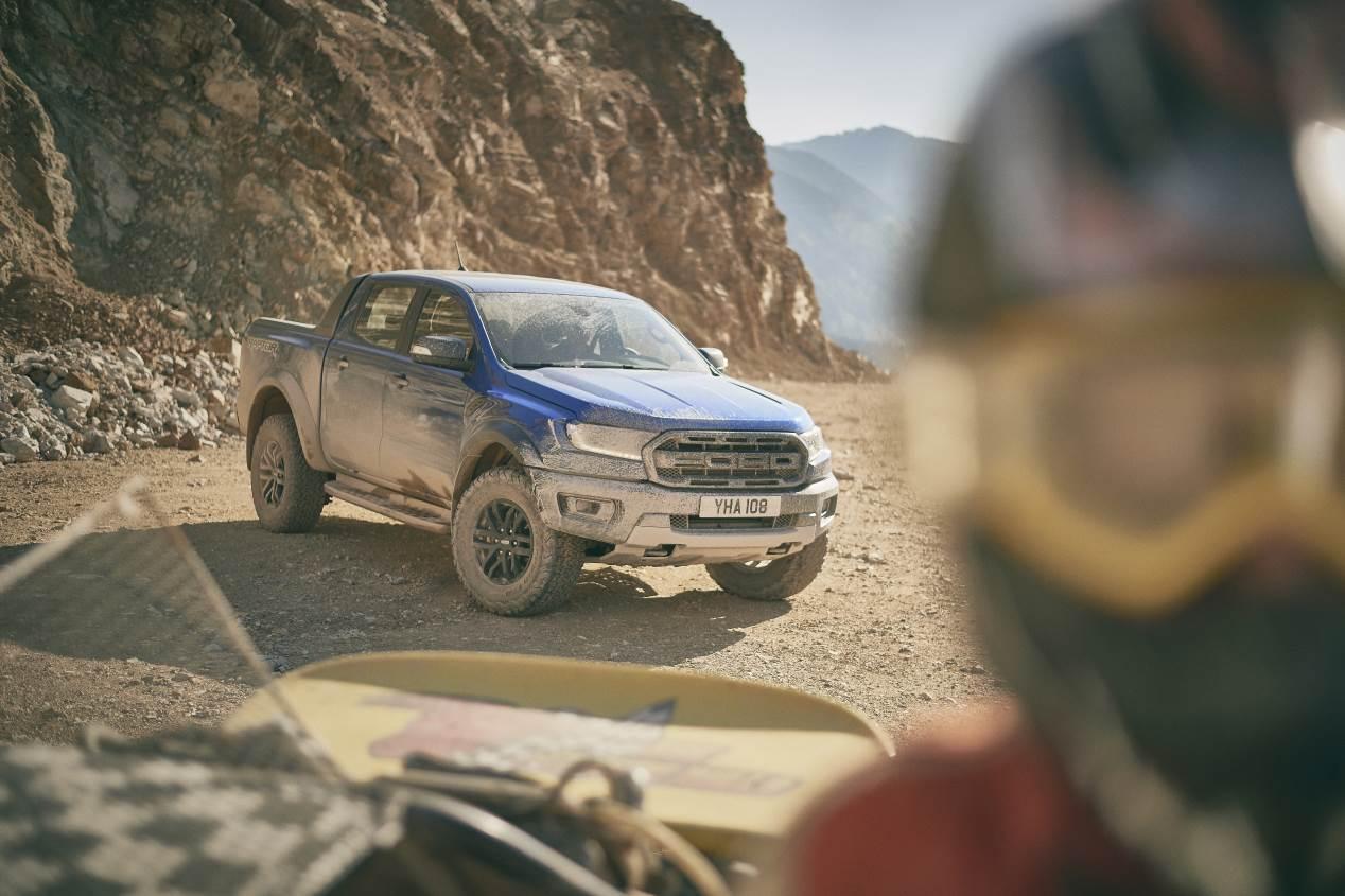 Ford Ranger Raptor 2019: la gran pick-up llega a Europa