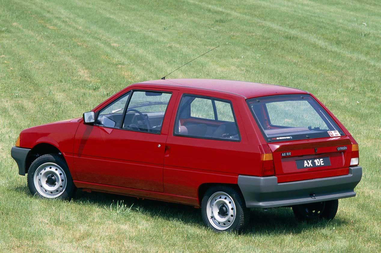 20 años sin los Citroën AX y ZX