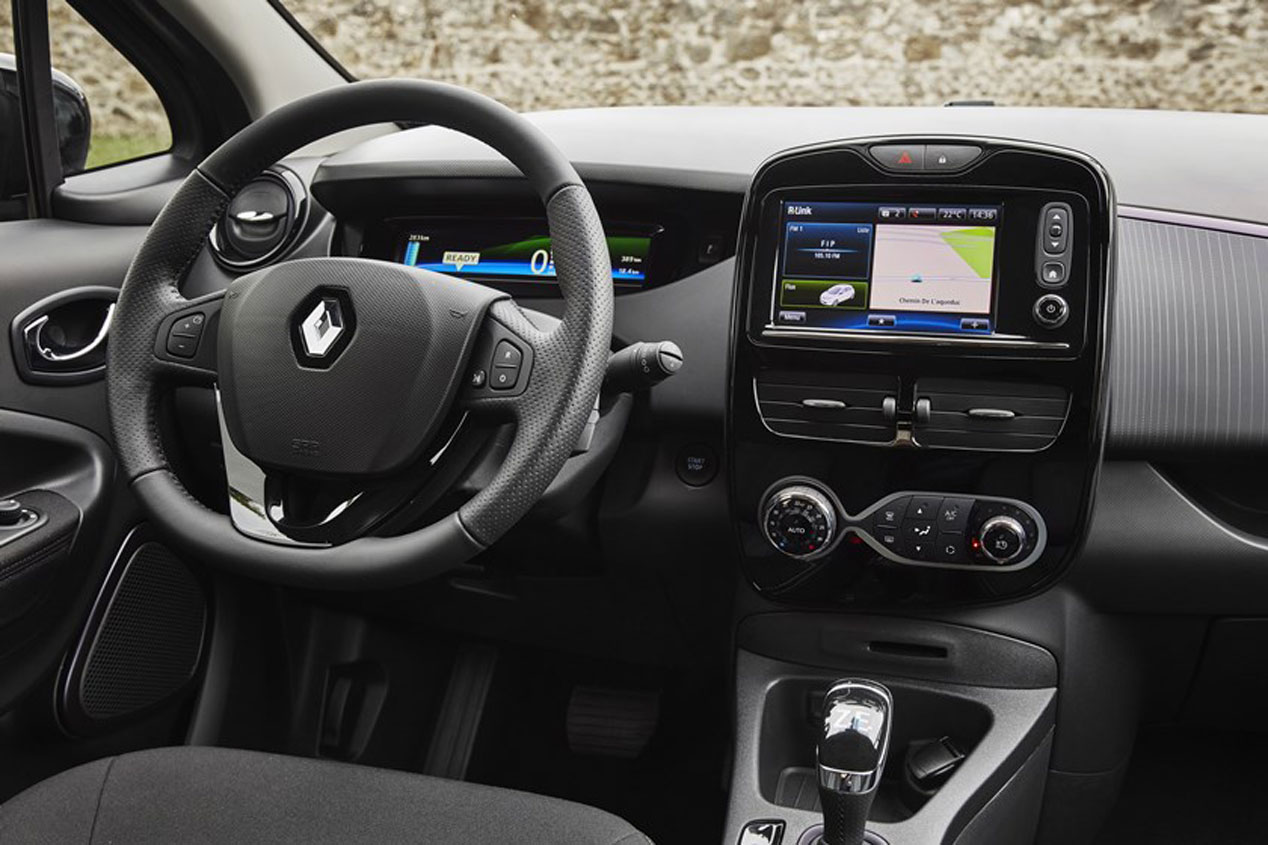 Nuevo Renault ZOE: segunda generación, en 2019
