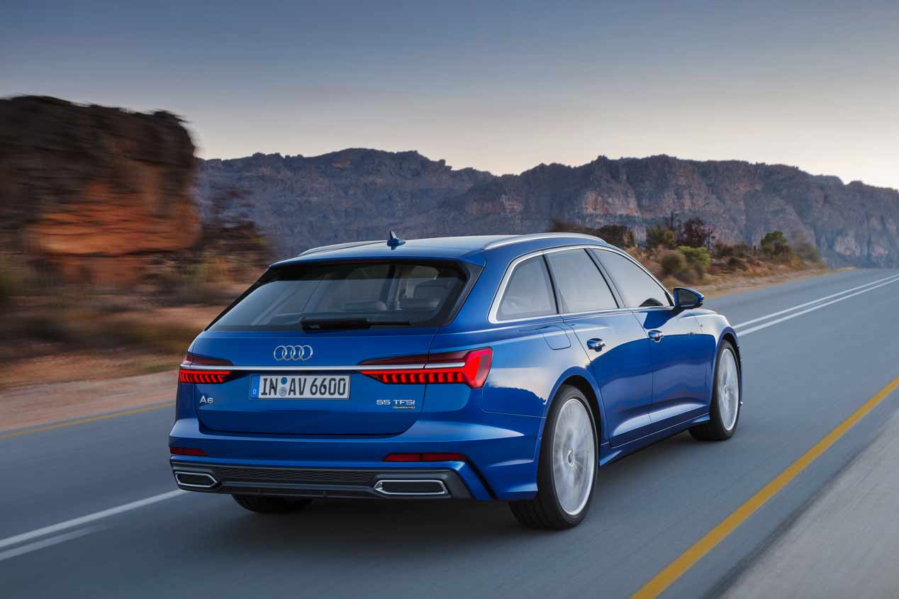 Audi A6 Avant 2018: ya a la venta en España