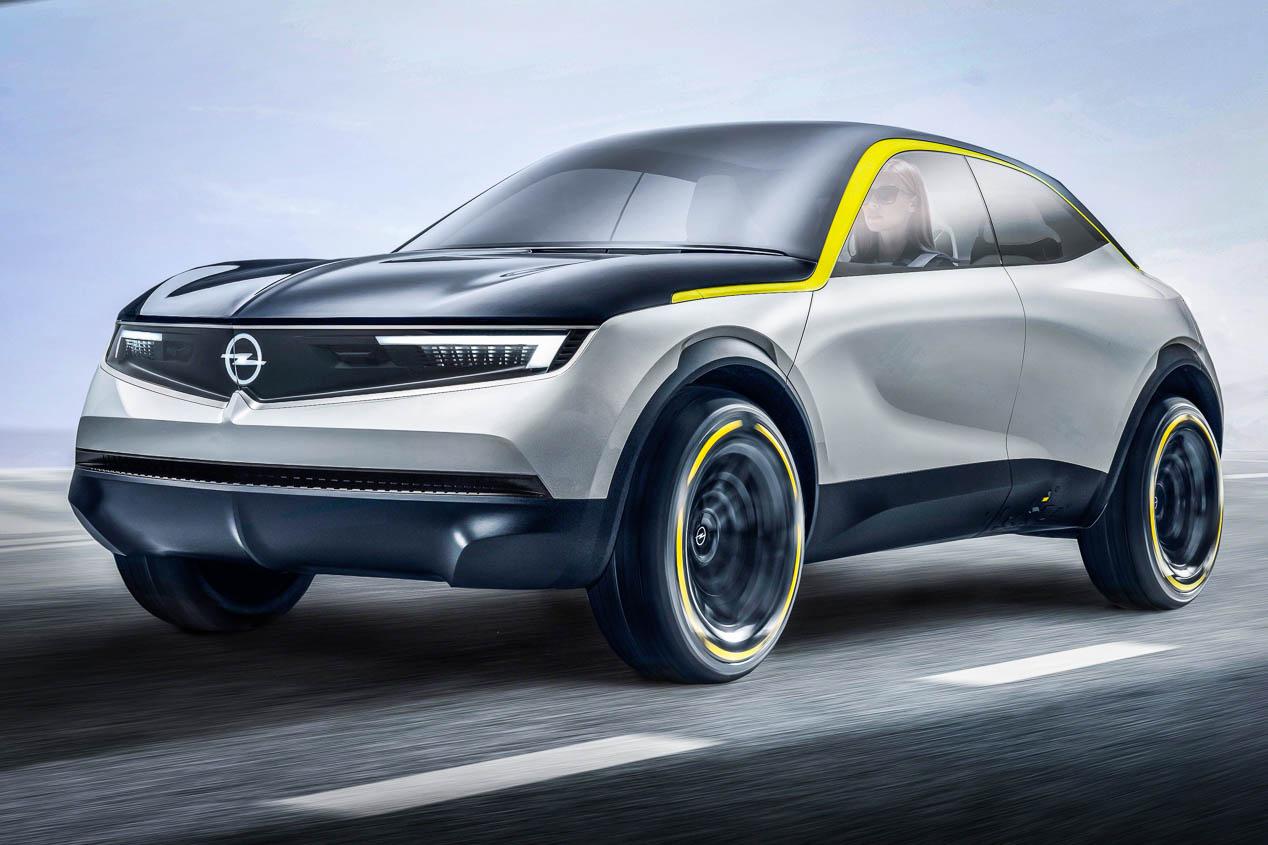 Opel GT X Experimental Concept: el futuro de Opel, en imágenes