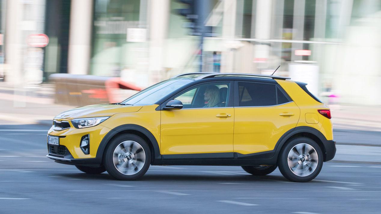 Kia Stonic 2019: así es su nueva gama
