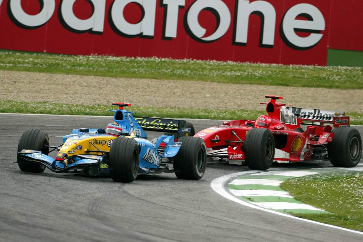 Los mejores momentos de Fernando Alonso en F1, en imágenes