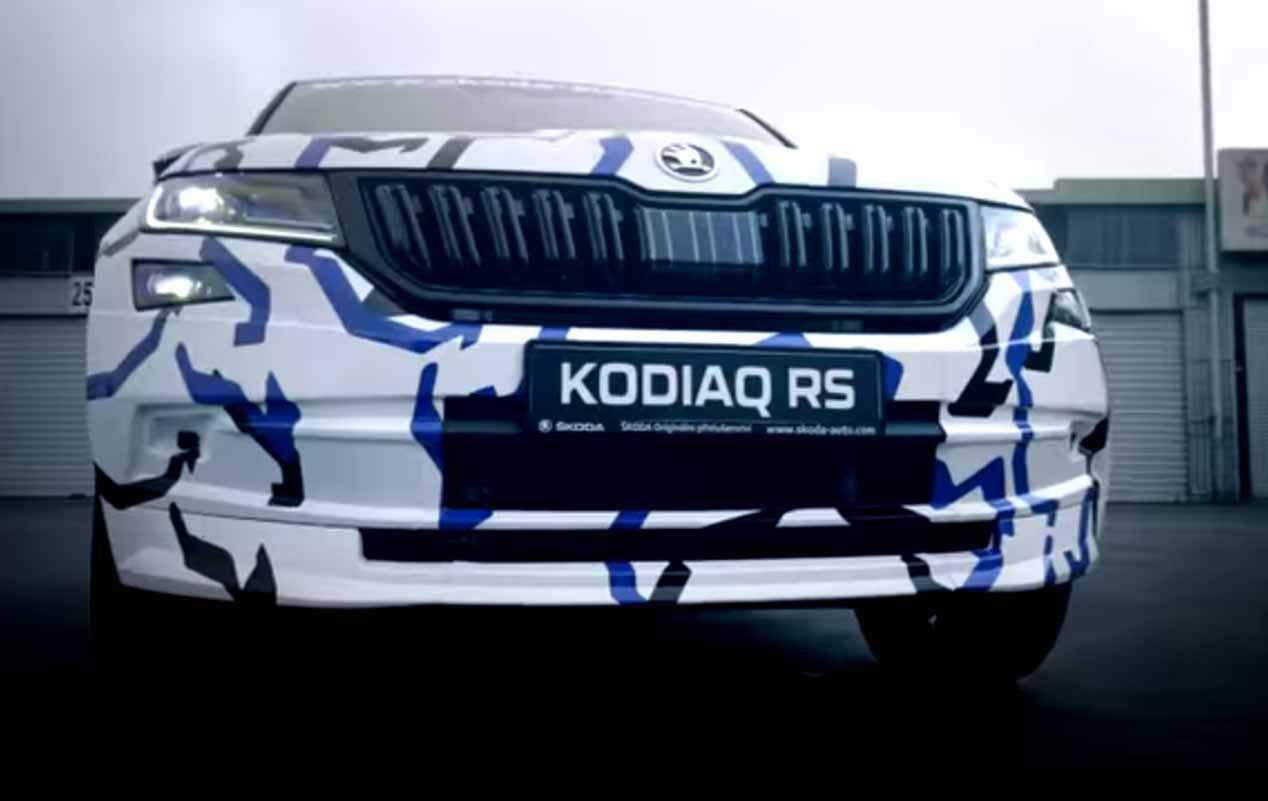 Skoda Kodiaq RS: el SUV de Skoda con el Diesel más potente
