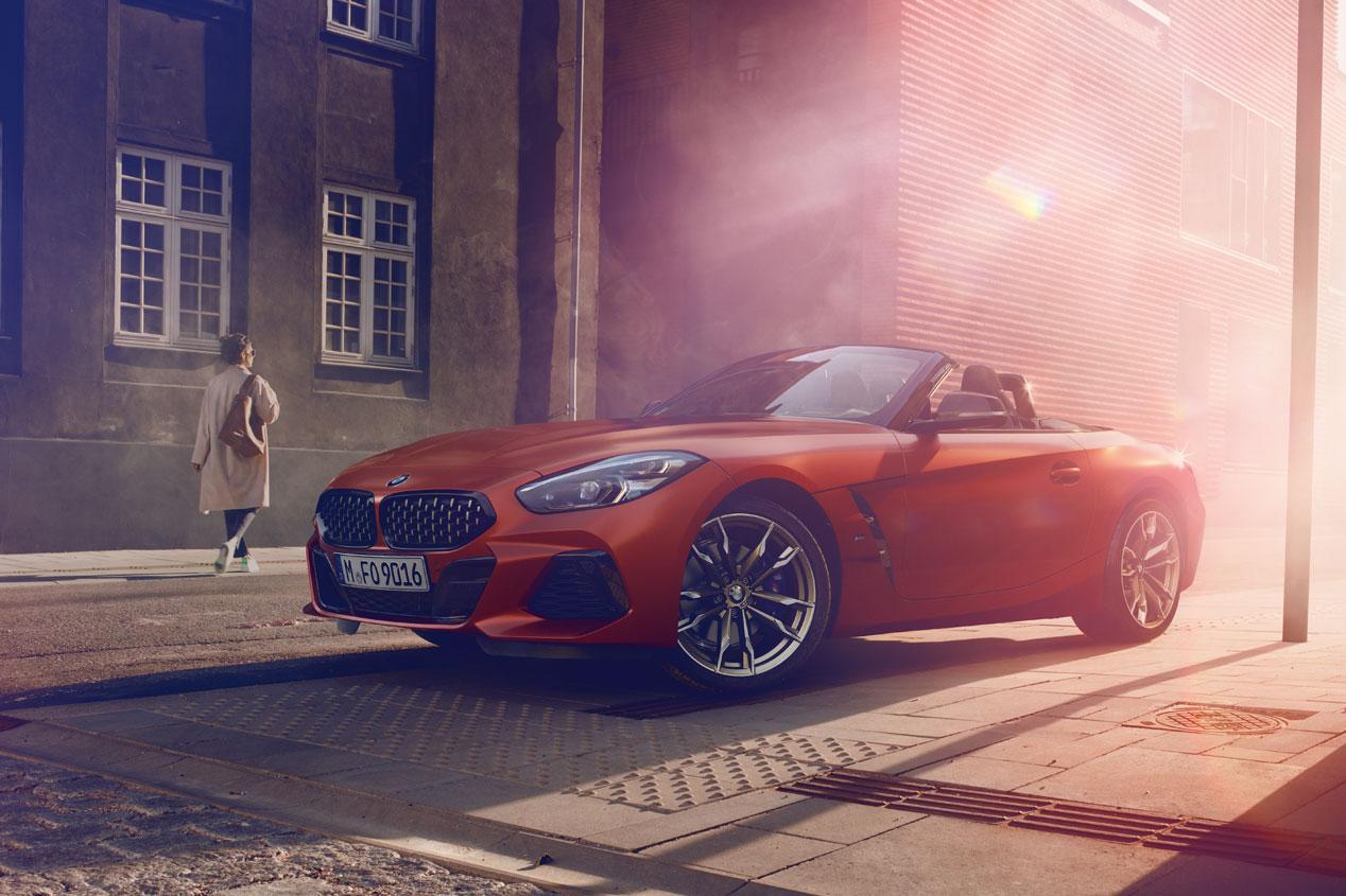 BMW Z4 2019: las mejores imágenes del nuevo descapotable