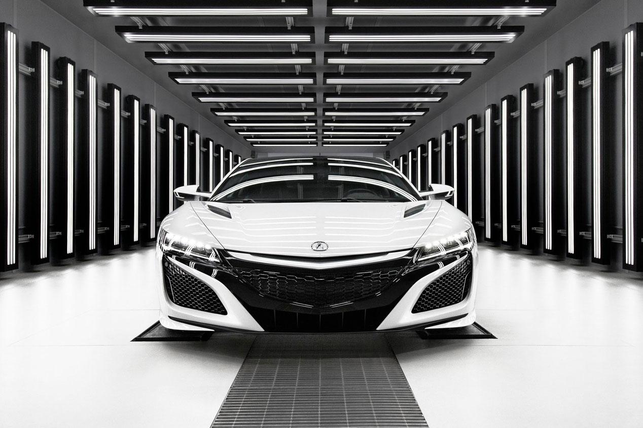 Honda NSX 2019: las mejores imágenes del deportivo híbrido