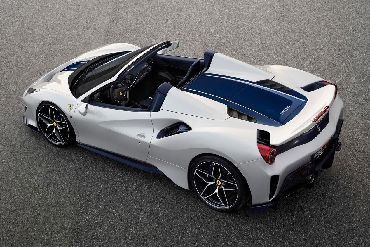 Ferrari 488 Pista Spider 5b83b3830de694d27934b1f4-ferrari-488-pista-spider-la-nueva-obra-de-arte-deportiva-del-cavallino