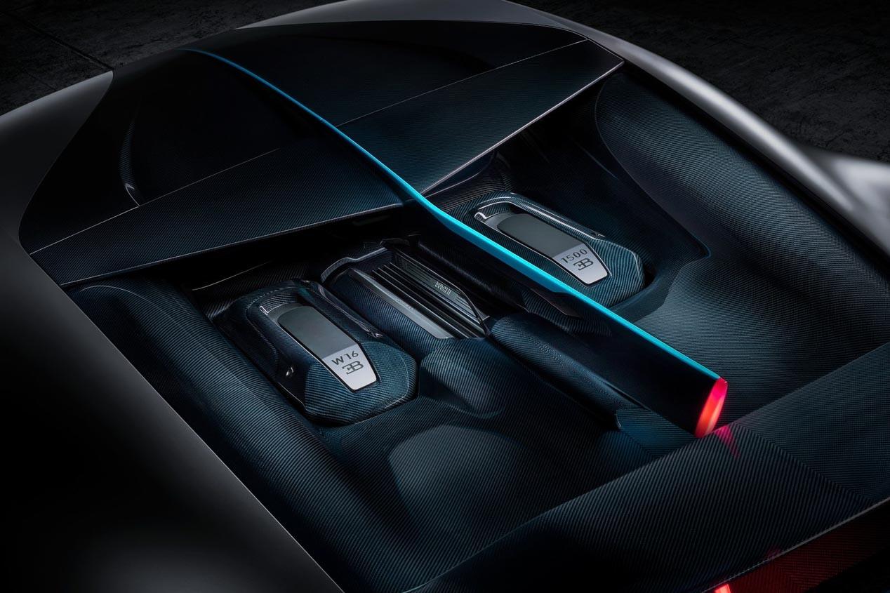 Bugatti Divo: el hiperdeportivo de los 5 millones de euros