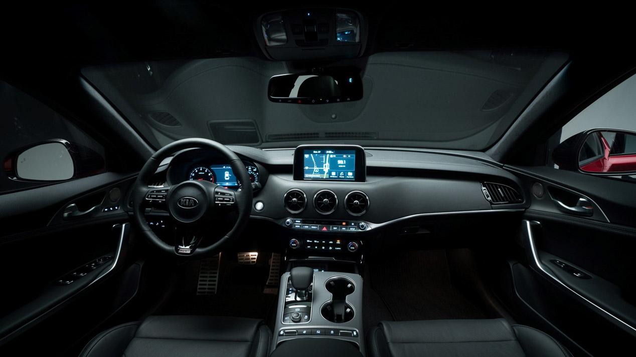 Kia Stinger 2019: nueva gama para la berlina