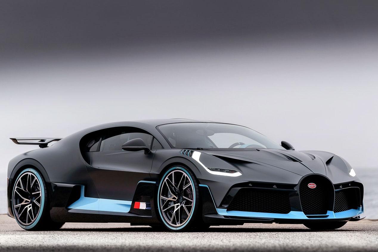 bugatti divo  el nuevo hiperdeportivo de los 1 500 cv y 5