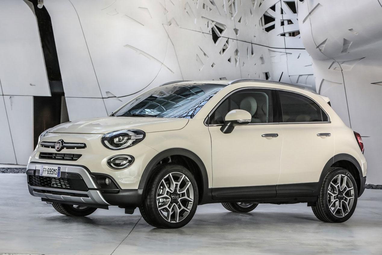Fiat 500X 2019: las mejores imágenes del nuevo SUV urbano