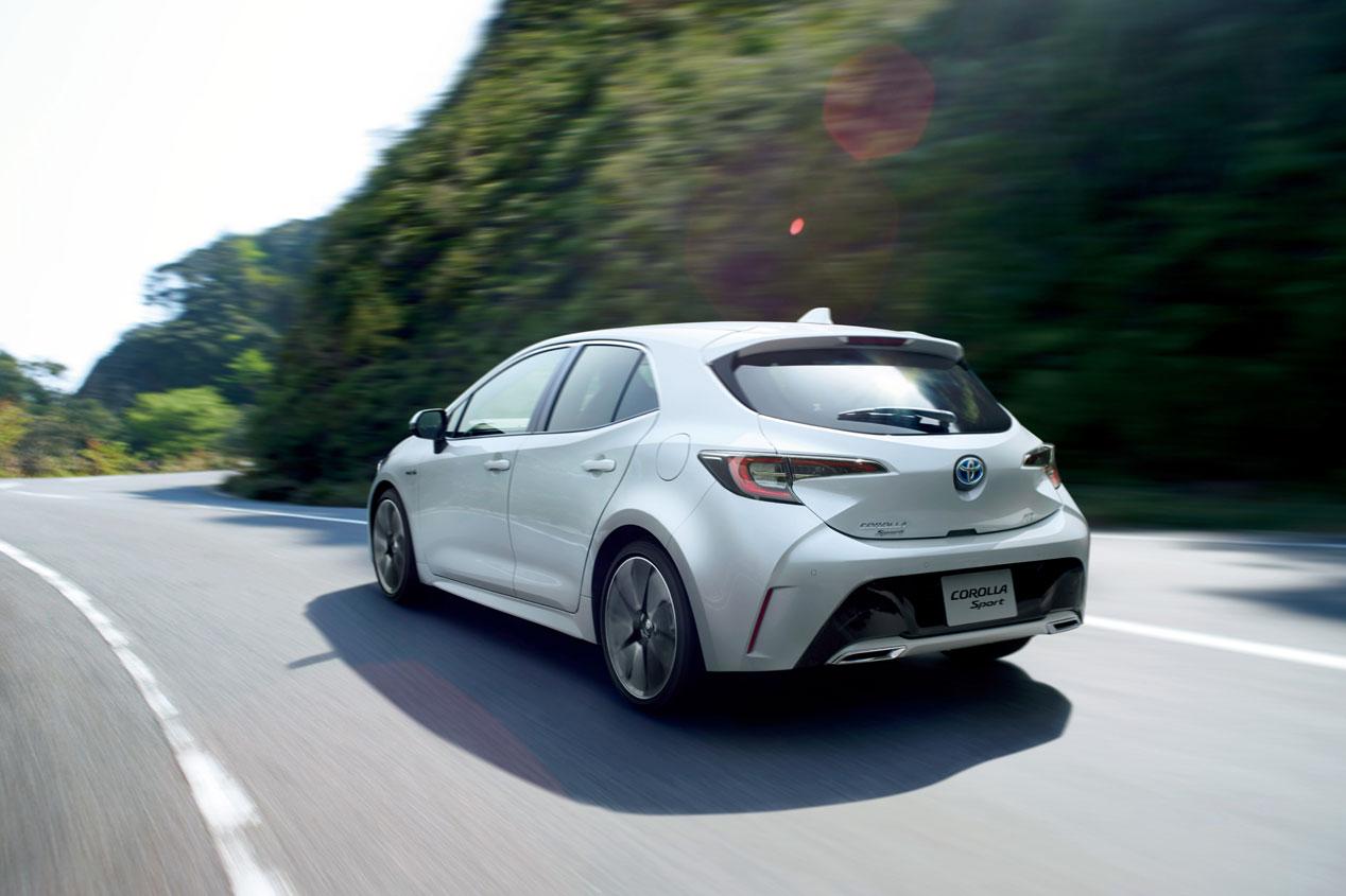 Toyota Corolla 2019: las mejores fotos del sustituto del Auris