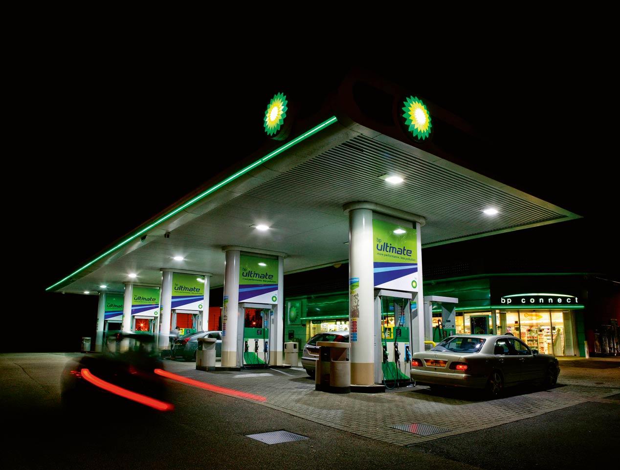 Así son los carburantes BP: alta tecnología