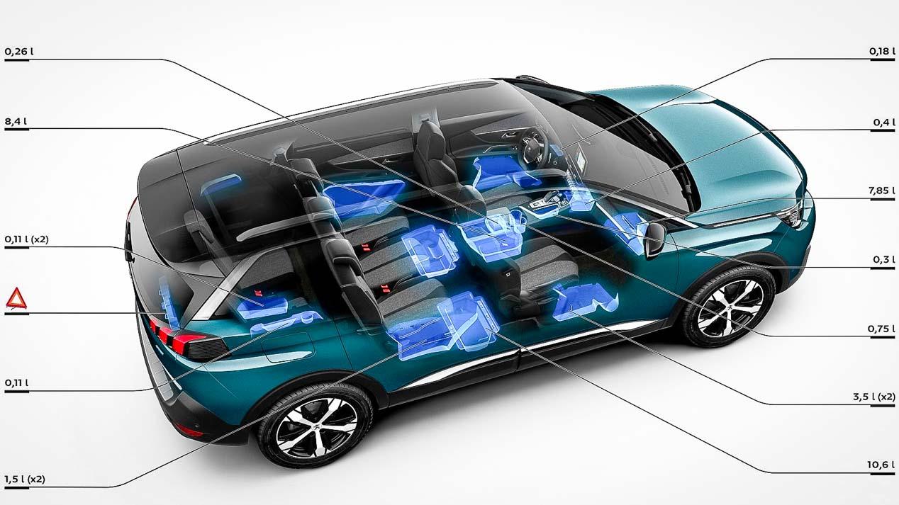 Peugeot 5008 2019: así es la nueva gama del SUV