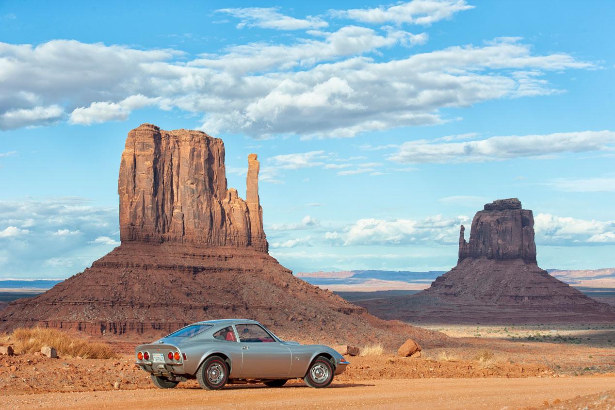 El 50 aniversario del Opel GT, en imágenes