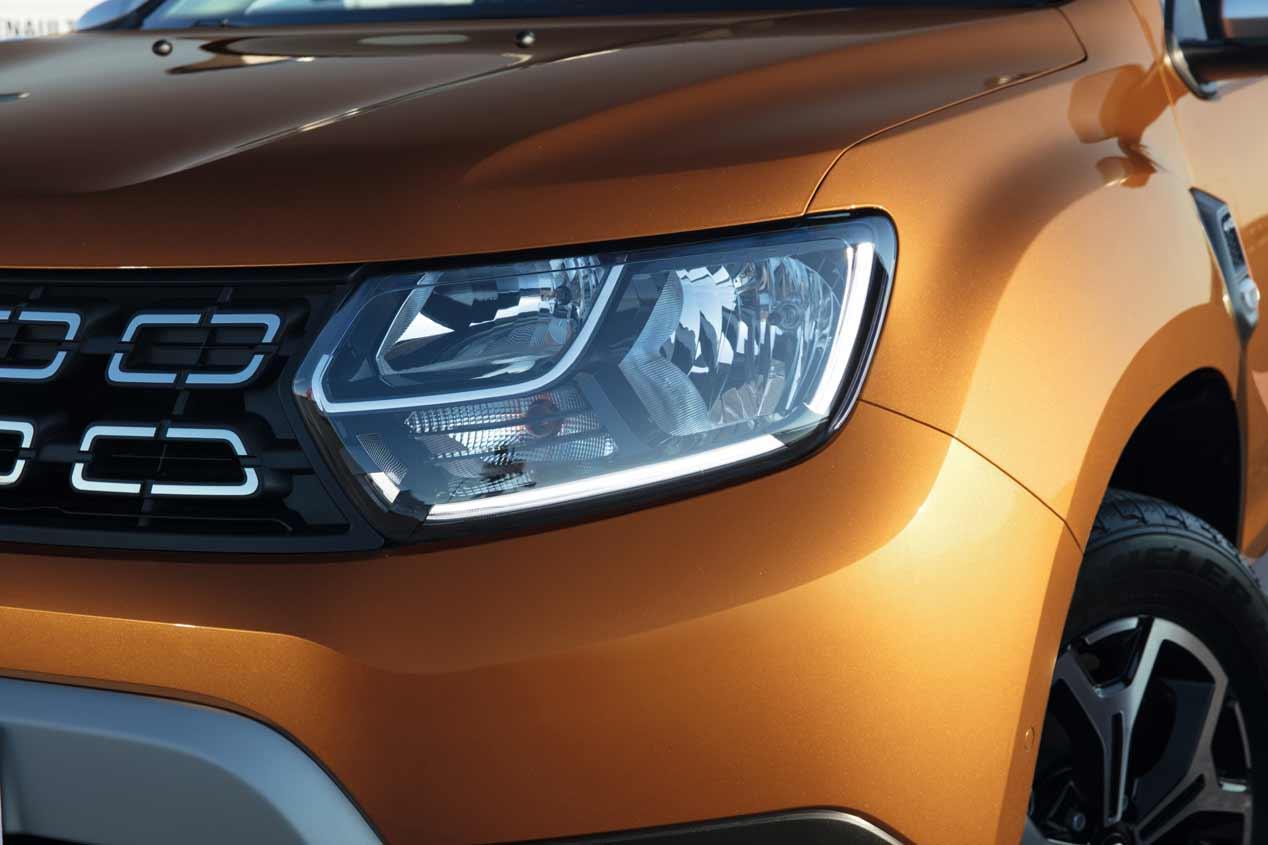 Dacia Duster 2019: con nuevos motores Blue dCi y gasolina 1.3 TCe