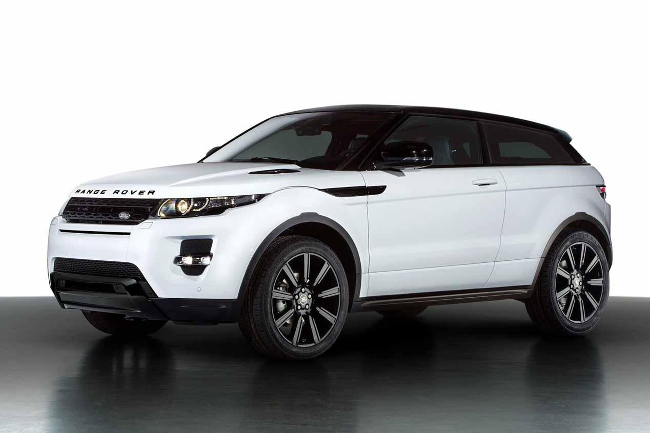 Range Rover Evoque 2019: así será la segunda generación del SUV