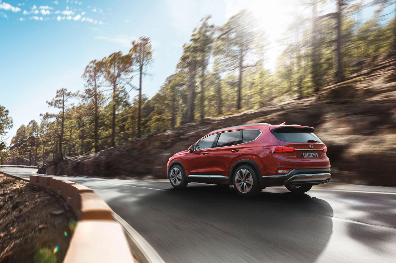 El nuevo Hyundai Santa Fe 2018, ya a la venta en España