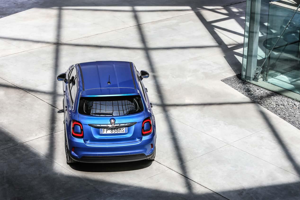 Fiat 500X con nuevos motores