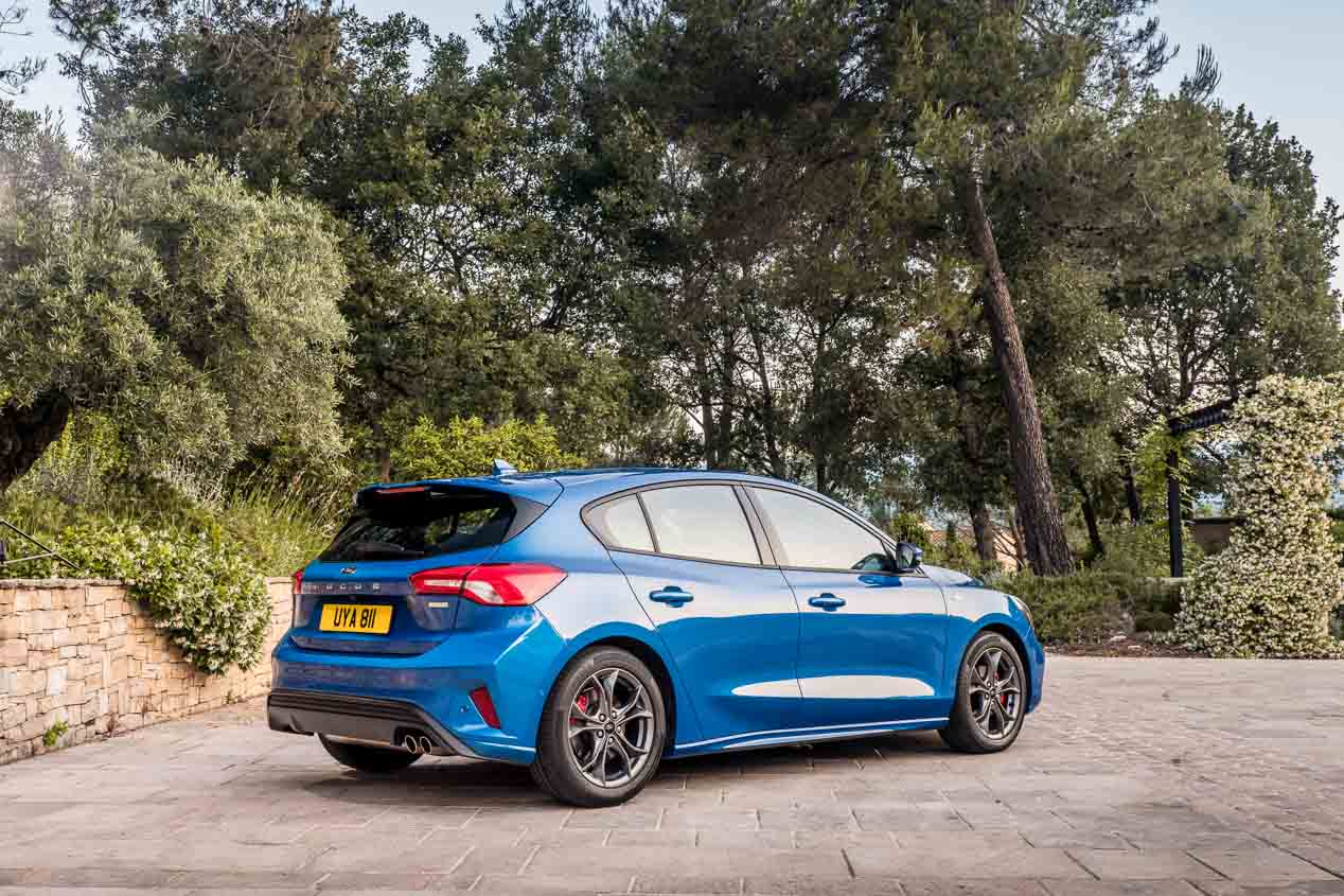 Ven y prueba gratis el nuevo Ford Focus en Madrid