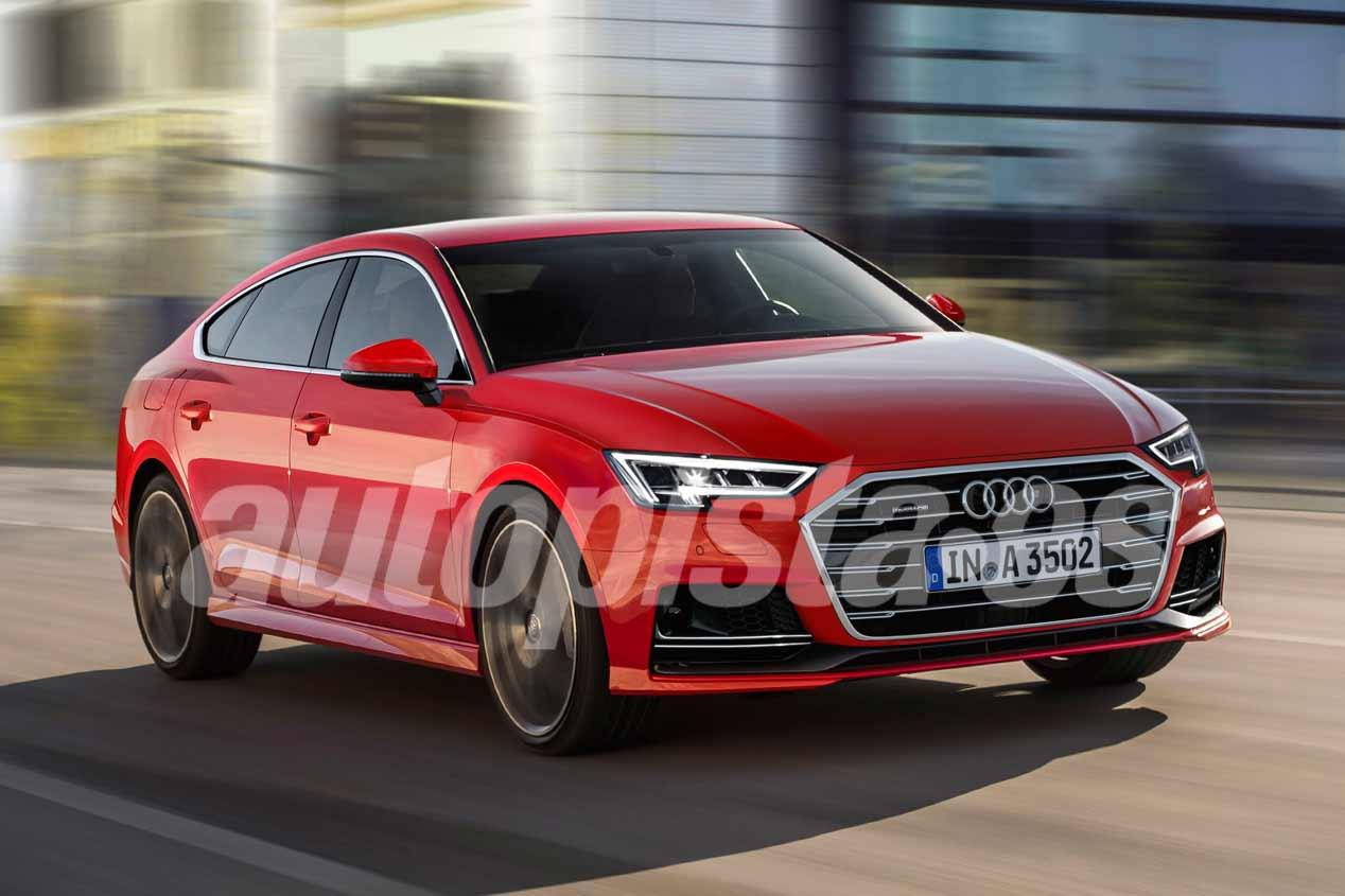Audi A3 2019: así avanza el nuevo compacto para competir con el Clase A