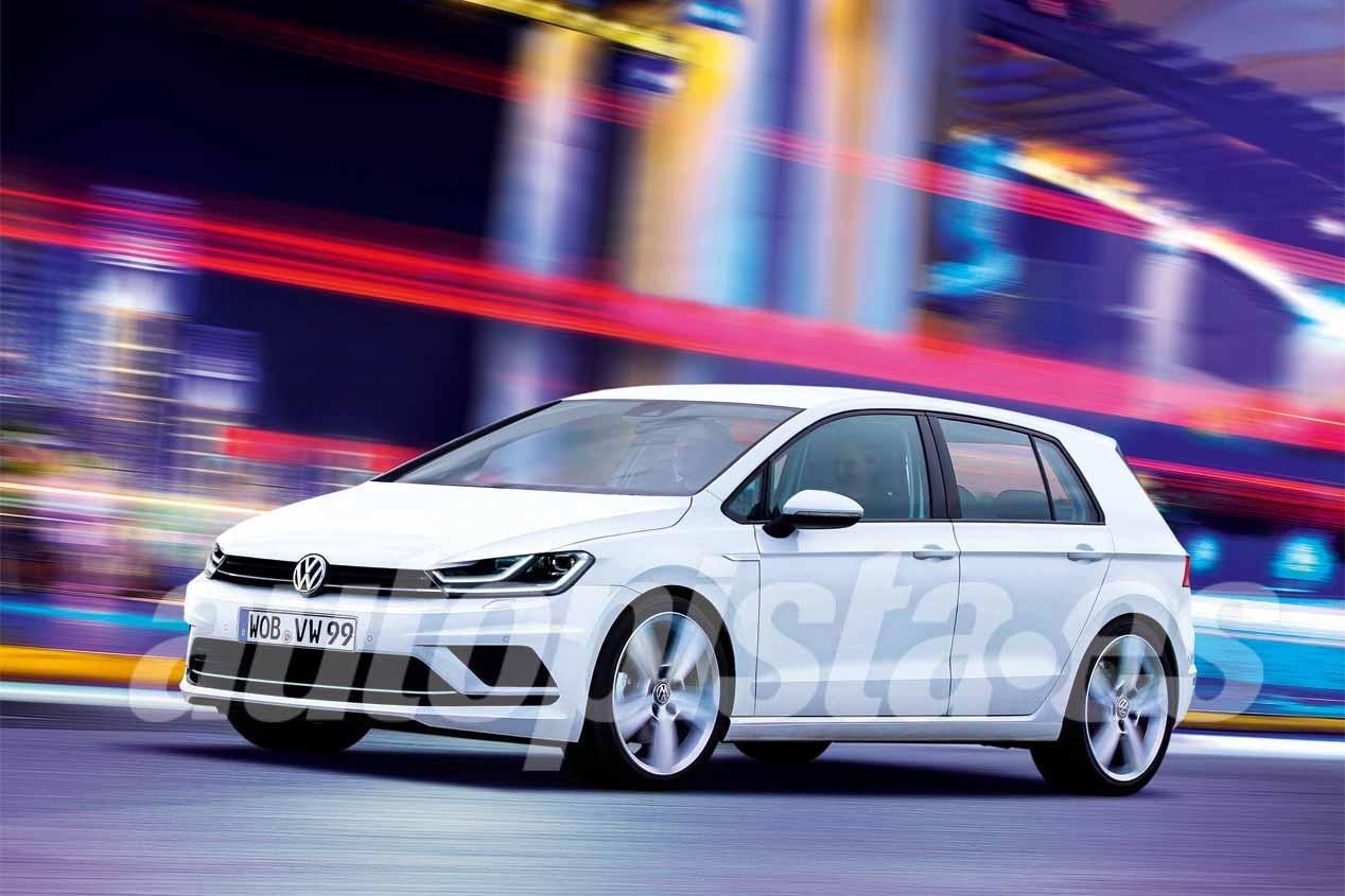 Volkswagen Golf 2019, adiós al familiar y al 3 puertas