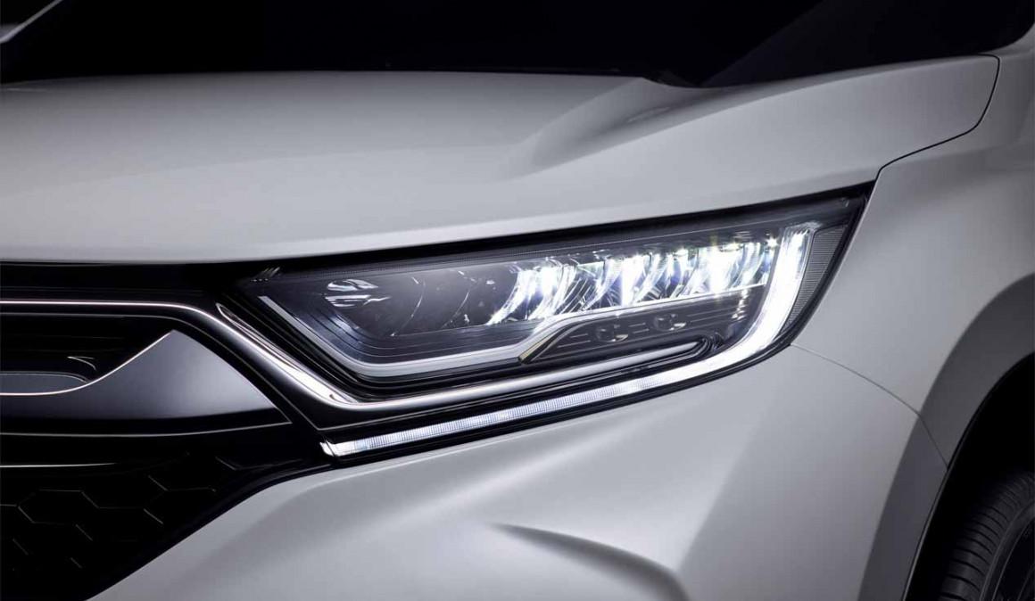 El nuevo Honda CR-V Hybrid llegará a comienzos de 2019