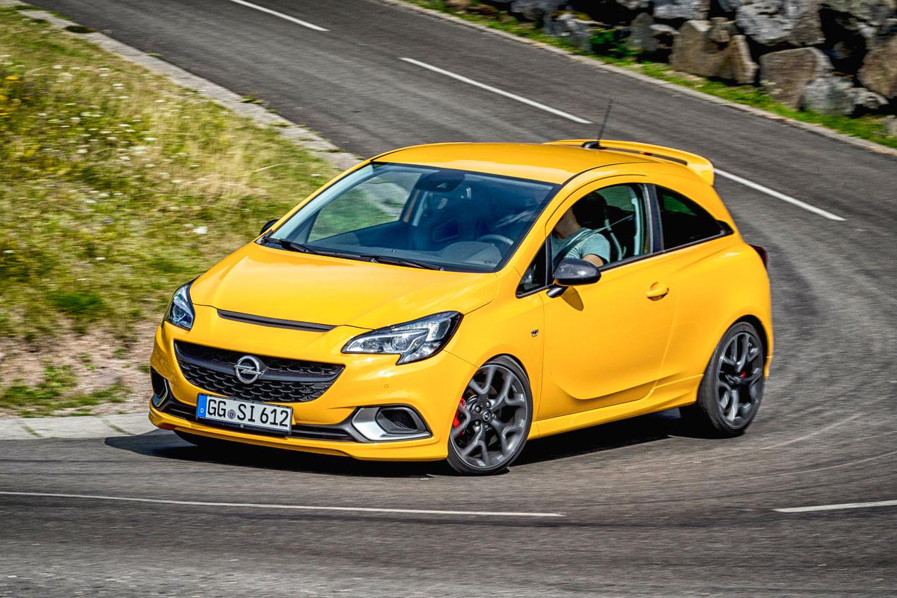 A prueba el nuevo Opel Corsa GSi 2018