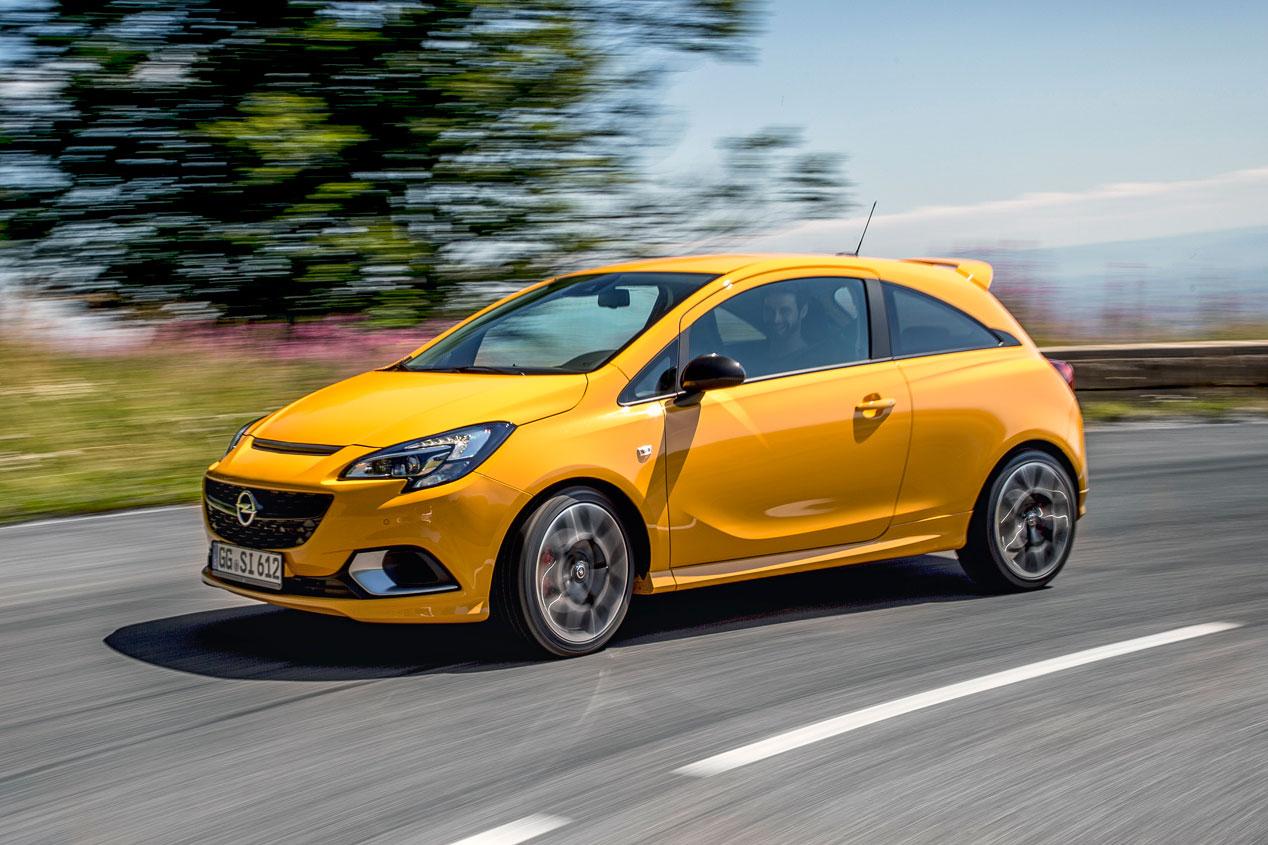 Opel Corsa GSi: prueba y precio del pequeño y divertido ...