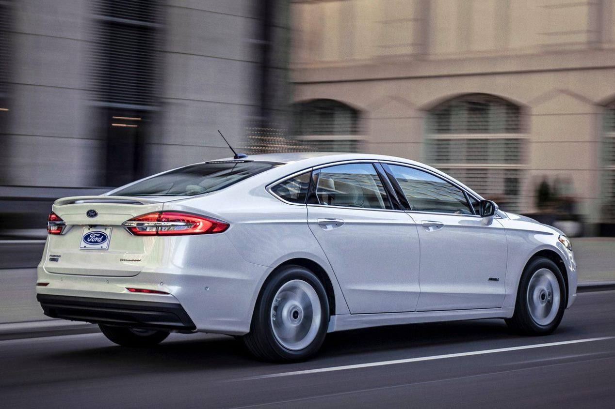 Ford Mondeo 2019: la nueva berlina, en imágenes