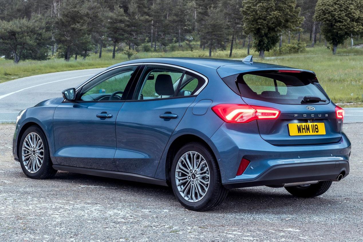 El nuevo Ford Focus, puede ser tuyo por 13.900 euros