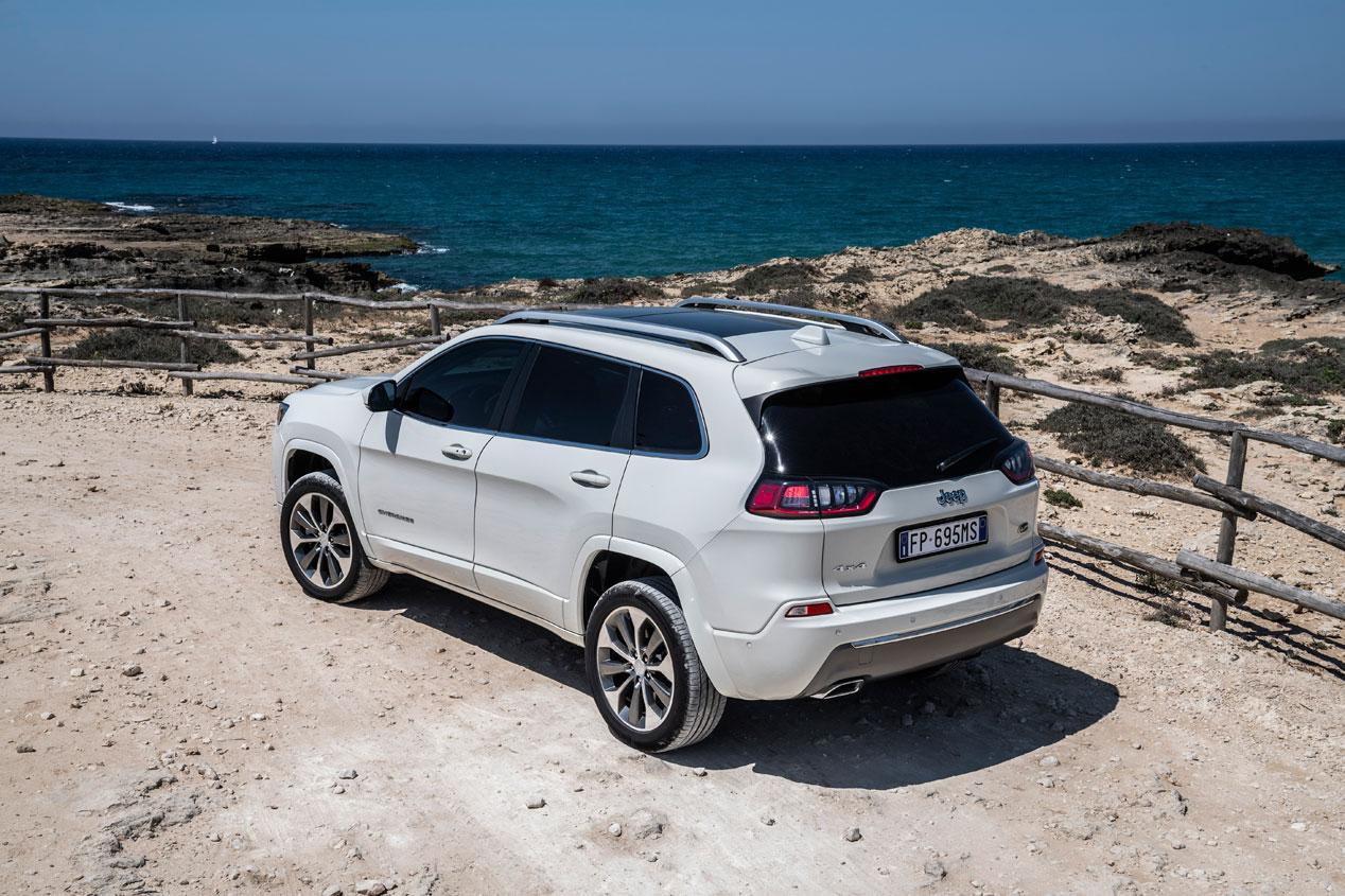 Probamos el nuevo Jeep Cherokee 2019