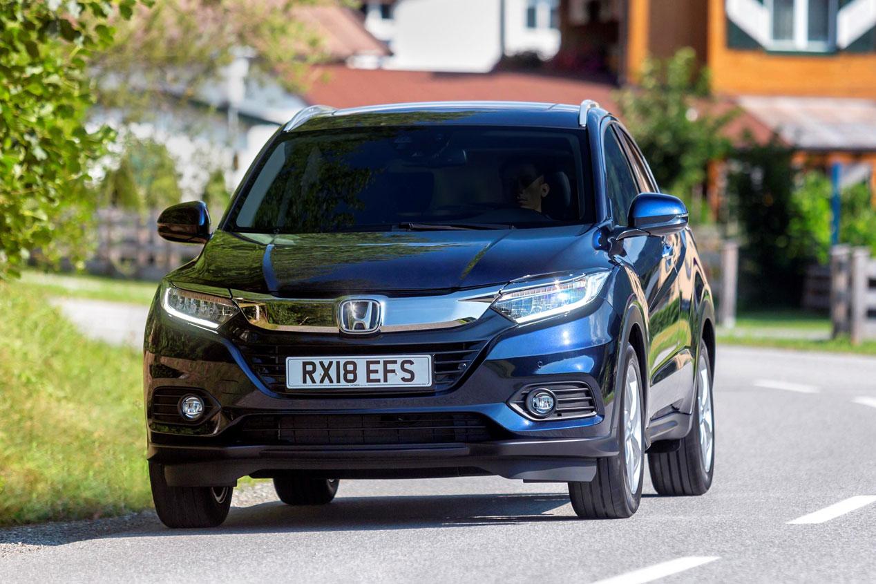 Honda HR-V 2019: las mejores imágenes del renovado SUV nipón