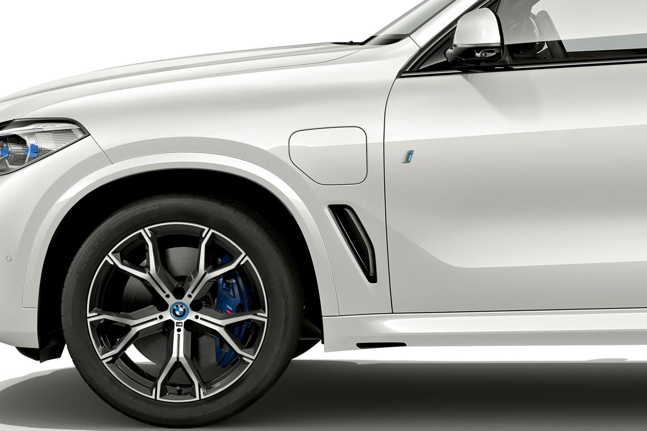 El BMW X5 xDrive45e iPerformance, en imágenes
